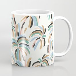 Rainbow Palm Coffee Mug