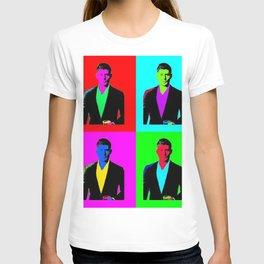 Jensen Ackles Pop Art T-shirt