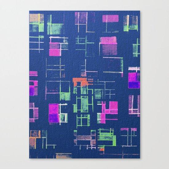 Copan Canvas Print