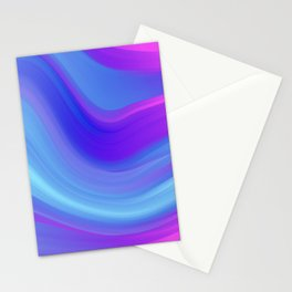 Relax Wave Stationery Cards
