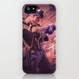 Dragons of Dorcastle iPhone Case