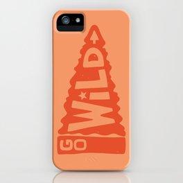 GO W/LD iPhone Case