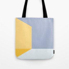 Mélange No. 3 Modern Geometric Tote Bag
