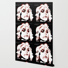 Smudge & Counting EMO Rough Digital Illustration Wallpaper