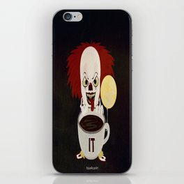 Just Drink It iPhone Skin