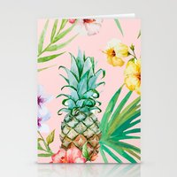 hawaii Stationery Cards featuring Hawaii by 83 Oranges™