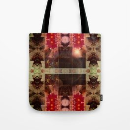 Vesper Blossoms Tote Bag