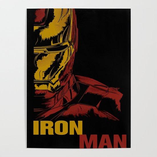 iron man by madferit99