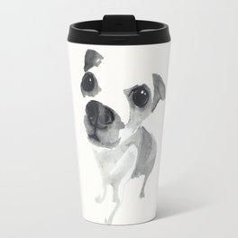 Chiwawa puppy  Travel Mug