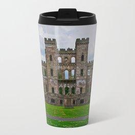 Loudoun Castle Ruin  Travel Mug