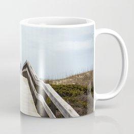 Ocracoke Pony Pen Boardwalk 2018 Coffee Mug