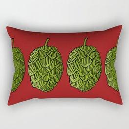 Hops Rectangular Pillow