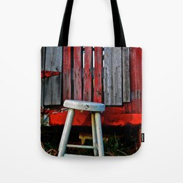 Milk Stool Tote Bag