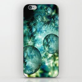 Mystery Worlds iPhone Skin