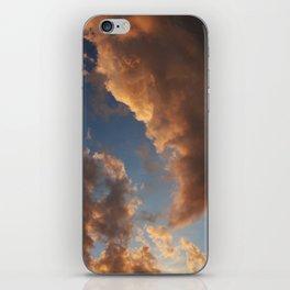 Grand Clouds iPhone Skin