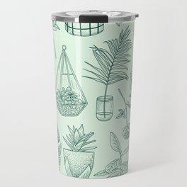 PLANTS LOVER Travel Mug