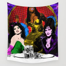 To Wong Foo Thanks for Everything Julie Newmar  - Pop Art Print Wall Tapestry