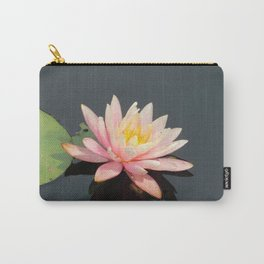 Water lillypads and lilly Carry-All Pouch