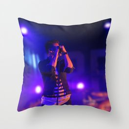 Anberlin - Stephen Christian Throw Pillow