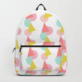 Geo Deco Backpack