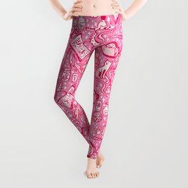Witchy Things - Bubblegum Pink Leggings