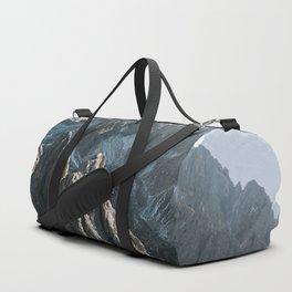 Dolomites Mountains - Landscape Photography Duffle Bag