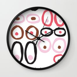Breast Cancer  Wall Clock