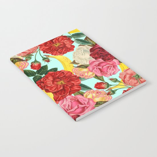 Tropical Forest #society6 #decor #buyart Notebook