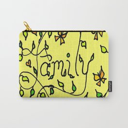 Family Vine Carry-All Pouch