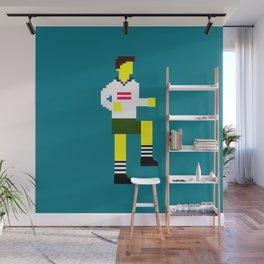 Soccer Mosaic Kit Wall Mural