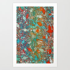 Percolate #1 Art Print