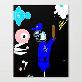 Call It What It Is. Canvas Print