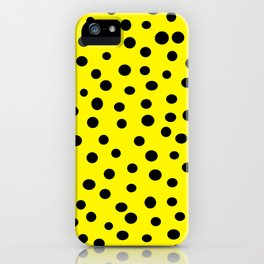 Queen of Polka Dots iPhone Case