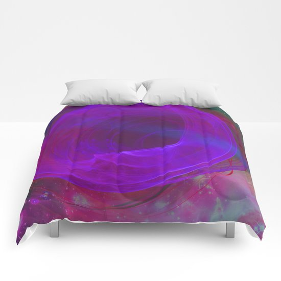 Welcome To The Wormhole Comforters