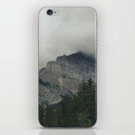 Road to Banff iPhone Skin