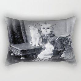 I Wish I Rectangular Pillow