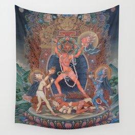 Hindu - Kali 3 Wall Tapestry