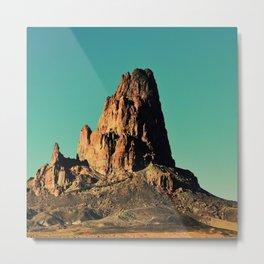 Desertic landscape 4 Metal Print