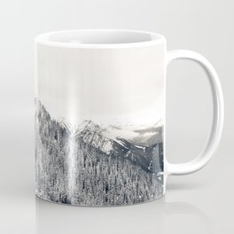 Only Half the Trees, Dusted in Snow Coffee Mug