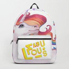 Fab U lous Backpack
