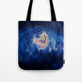 Ice cold in Blue Tote Bag