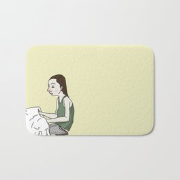 It's A Hand Thing Bath Mat