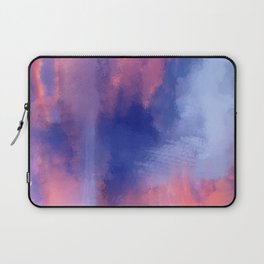 abstract oil painting Laptop Sleeve