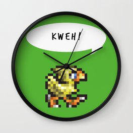 Kweh! Wall Clock