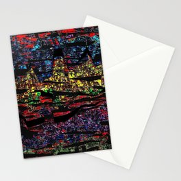 Mouthful Of Sin Stationery Cards