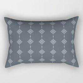 Cubus IX Rectangular Pillow
