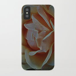 peaches and dreams iPhone Case