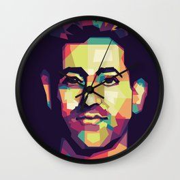 Joe Trohman Pop Art Wall Clock