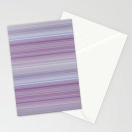 Lavendar Lines Stationery Cards