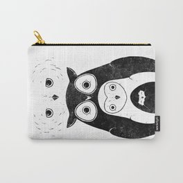 Owlnion - The Owls Carry-All Pouch